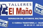 TALLERES EL MAÑO