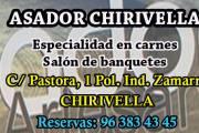 ASADOR CHIRIVELLA